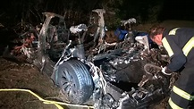 Tesla crash Houston: 2 dead in fiery crash, officials ...