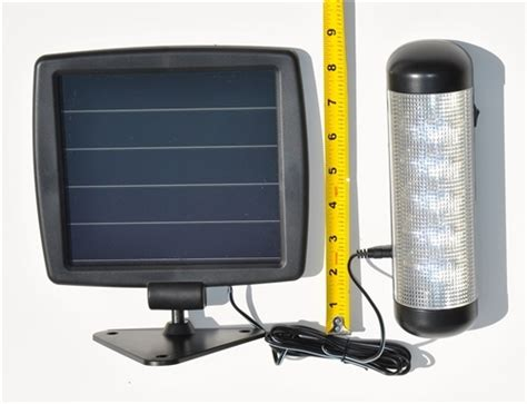solarrific solar indoor shed light