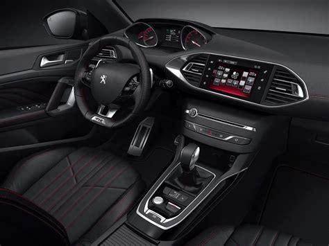 nuova peugeot 308 interni nuova peugeot 308 gt la sportiva