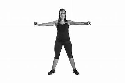 Resistance Bands Band Pull Exercises Apart Upper