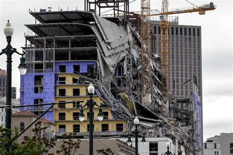latest  hard rock  orleans collapse search