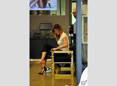 Aida Yespica compra le scarpe per il GfVip