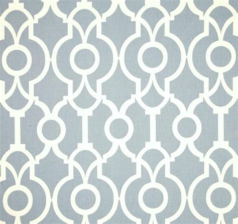 designer drapery fabric chambray blue by the yard by