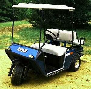 Ezgo 3 Wheel  With Images
