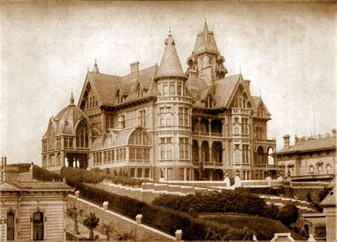 Mark Hopkins Mansion, San Francisco