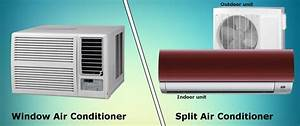 Ac Working Principle  How Does An Air Conditioner  Ac  Work