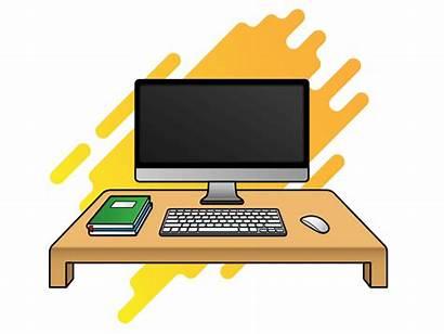 Computer Dribbble Icon Desktop Goodtaste Recetas Cocina