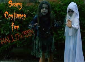 Scary Halloween Costumes Kids