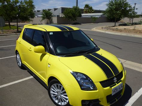 2008 Suzuki Swift Sport Ez 07 Update