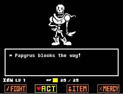Papyrus Spdy4 Sprite Undertale Scratch Battle Cool