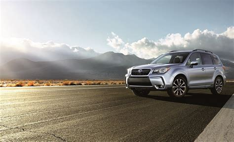 Subaru Forester Ground Clearance