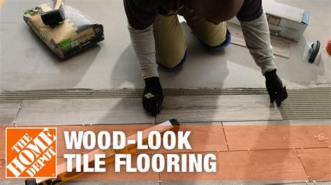 wood tile tile    hardwood  home depot