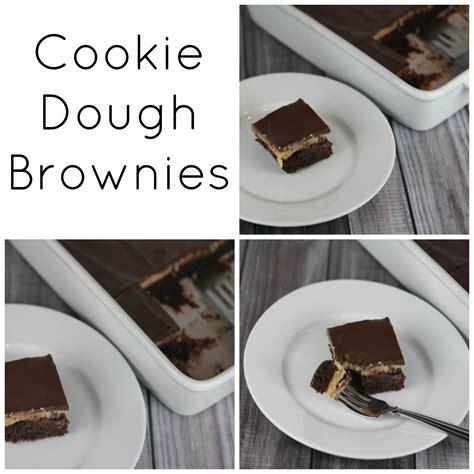 Kitchen Essentials Cookie Dough by Cookie Dough Brownies S Kitchen Adventures