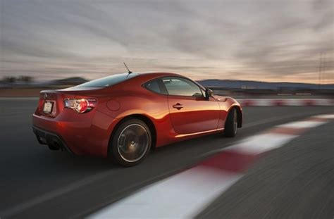 The 2013 Scion Fr-s Is A Fun, Affordable Sports