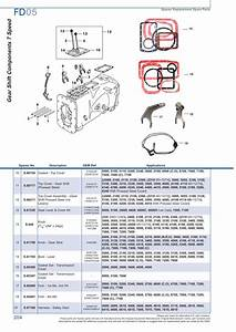 Ford Transmission  U0026 P T O  Page 210