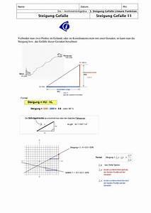 Geschwindigkeit Berechnen Mathe : steigung berechnen formel das steigungsdreieck und berechnung der steigung an beispielen mit ~ Themetempest.com Abrechnung