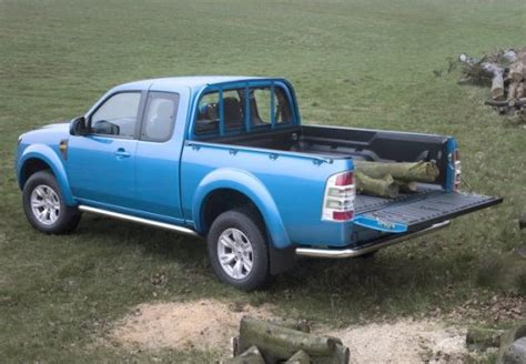 consommation ford ranger 25283 fiche technique ford ranger 2 5 tdci 143 cab xlt limited 4x4 233 e 2009
