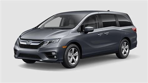 The honda odyssey was redesigned for the 2018 model year. Available 2019 Honda Odyssey Exterior Colors   Rohrman Honda