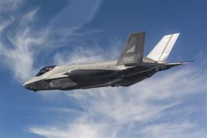 Get Ready, Russia and China: The F-35 Stealth Fighter Can ...