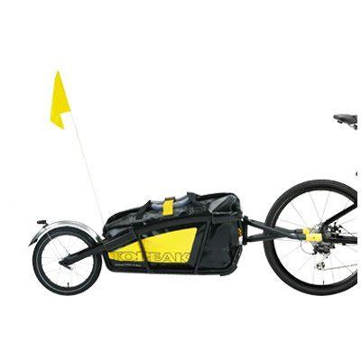 siege bebe velo topeak journey trailer remorque monoroue pour vélo vtt
