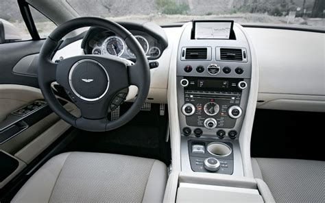2010 Aston Martin Rapide First Test