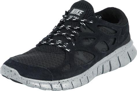 nike free run 2 shoes black