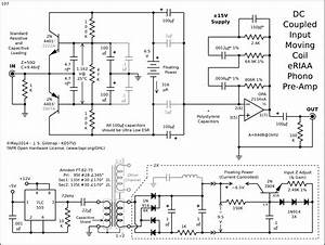 Preamp Wiring Diagram