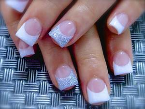 Simple and elegant Acrylic nail art #baby flares #pink and ...