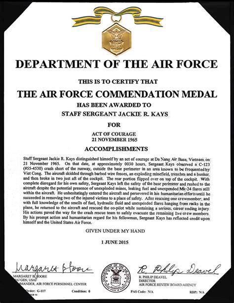 air force awards  decorations bullets billingsblessingbagsorg