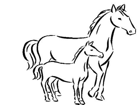 immagini cavalli da colorare e stare disegni da colorare cavalli disegni da colorare i cavalli