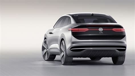 Id Crozz Is The Future Of Electric Crossovers Vw Style