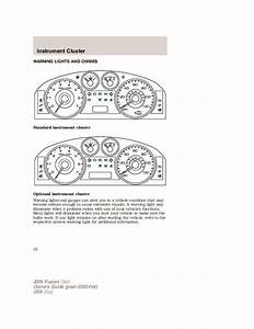 2006 Ford Fusion Owners Manual