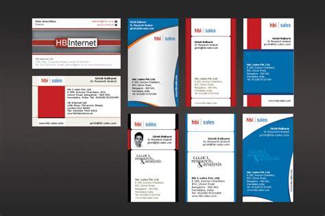 sonicmedia business visiting card designer portfolio
