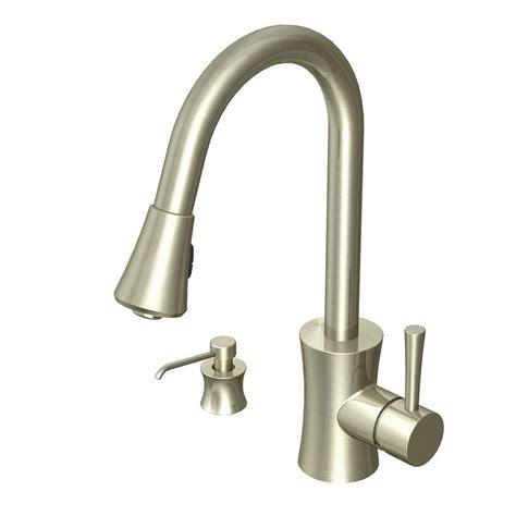 glacier bay kitchen faucet reviews glacier bay luca single handle pull sprayer kitchen