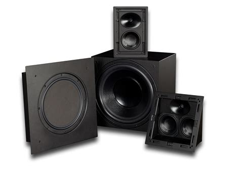 Pro Audio Technology Intros In-wall, In-ceiling, and ...