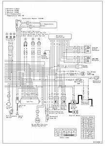 2002 Kawasaki Prairie Electrical Diagram