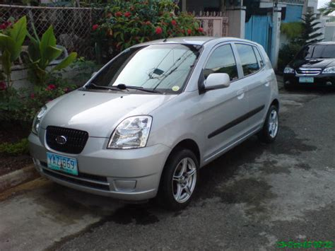 Kia Picanto Modification by Srbogoy 2005 Kia Picanto Specs Photos Modification Info