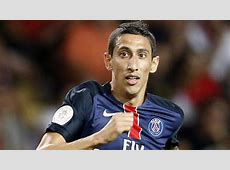 Di Maria relishing Champions League return The World Game
