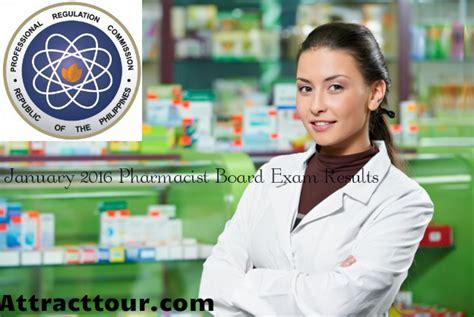 list  passers january  pharmacist board exam