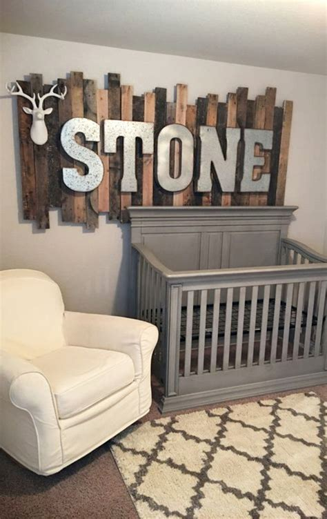 Only items related to nursery decorations please. Rustic Baby Boy Nursery Themes PICTURES & Nursery Decor Ideas (January 2020)