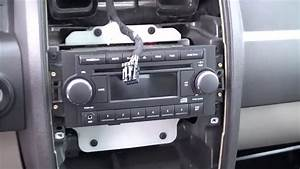 8 Easy Steps To Install A 2006 2007 2008 Jeep Commander Compass Head Unit With Bluetooth Dvd