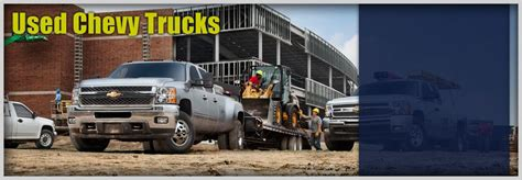 Used Chevy Trucks in Green Bay, WI