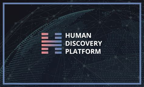 Blockchain Startup Human Discovery Platform Announces ...