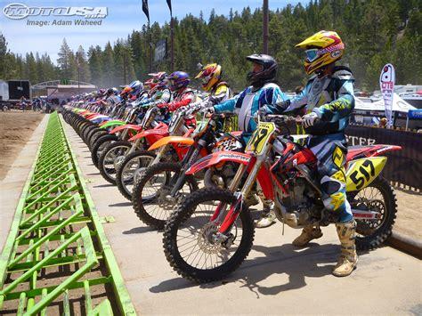 2011 Mammoth Motocross Photos