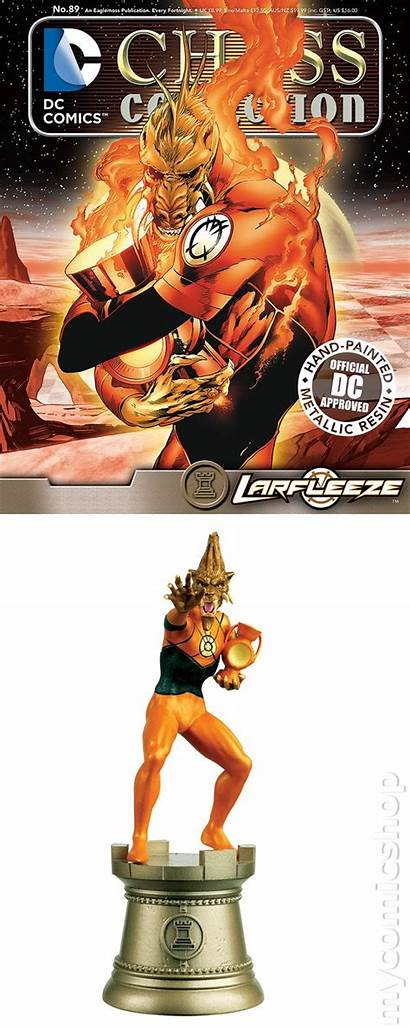 Chess Dc Comic Books Issue Minis Games