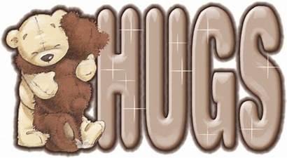 Hug Teddy Hugs Bear Kisses Emoticon Bears