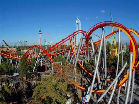top  amusement parks fans favorite theme parks