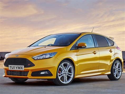 Neuer Ford Focus St by All New Ford Focus St Book A Test Drive Think Ford