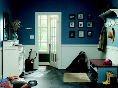 5 colors to paint your mudroom