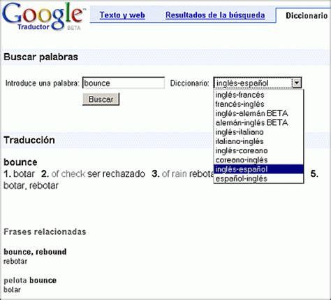 Traducir Resume En Espanol by El Traductor De Ya Tiene Un Diccionario De Dr Max Glaser